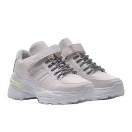 Białe sneakersy sportowe Lollypop 1