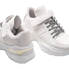 Białe sneakersy sportowe Lollypop 3