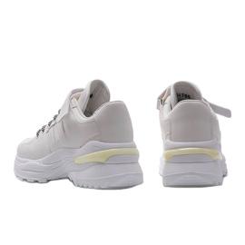Białe sneakersy sportowe Lollypop 4