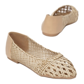 Vices 3298-14 Beige beżowy 2