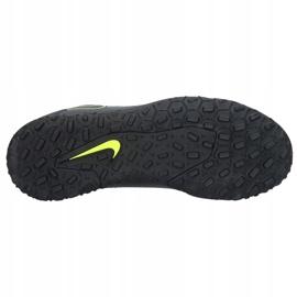 Buty piłkarskie Nike Phantom Gt Club Df Tf Junior CW6729 090 czarne czarne 1