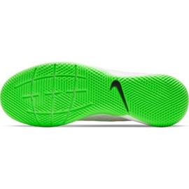 Buty piłkarskie Nike Tiempo Legend 8 Academy Ic AT6099 030 białe białe 5