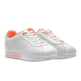 Białe tenisówki damskie Damaris 1