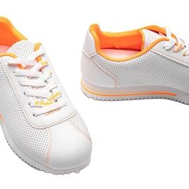 Białe tenisówki damskie Damaris 3