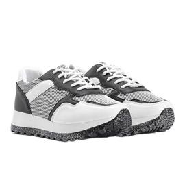 Czarne sneakersy sportowe Antonia 1