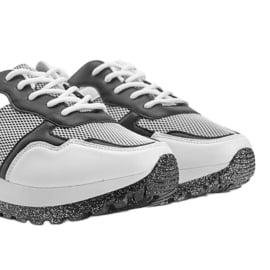 Czarne sneakersy sportowe Antonia 3