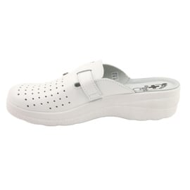 Befado ORTO obuwie damskie 157D004 białe 2