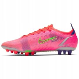 Buty piłkarskie Nike Mercurial Vapor 14 Elite Ag M CZ8717 600 czerwone czerwone 1