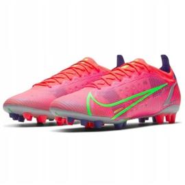 Buty piłkarskie Nike Mercurial Vapor 14 Elite Ag M CZ8717 600 czerwone czerwone 3