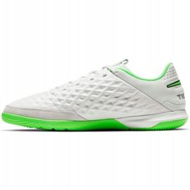 Buty piłkarskie Nike Tiempo Legend 8 Academy Ic M AT6099-030 białe białe 2