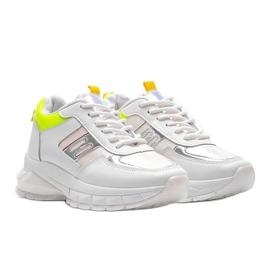 Białe sneakersy sportowe Dana 2