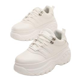 Vices 8452-41 White 36 41 białe 1