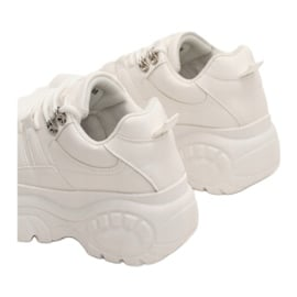 Vices 8452-41 White 36 41 białe 2