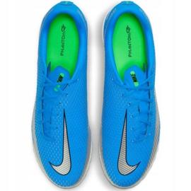 Buty piłkarskie Nike Phantom Gt Academy Tf M CK8470 400 niebieskie niebieskie 2