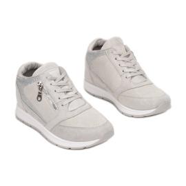 Vices koturno 8368-5 Grey srebrny szare 1