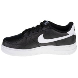 Buty Nike Air Force 1 Gs W CT3839-002 czarne 1