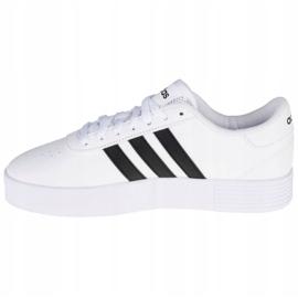Buty adidas Court Bold W FY7795 białe granatowe 1