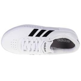 Buty adidas Court Bold W FY7795 białe granatowe 2
