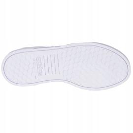 Buty adidas Court Bold W FY7795 białe granatowe 3