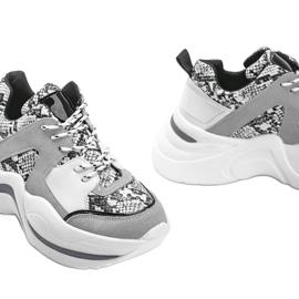 Białe sneakersy Thenisse 2