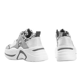 Białe sneakersy Thenisse 3