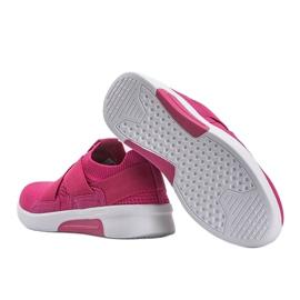 Big Star różowe sneakersy Alisha 2