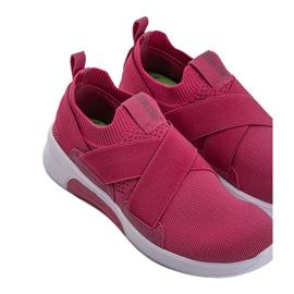 Big Star różowe sneakersy Alisha 3