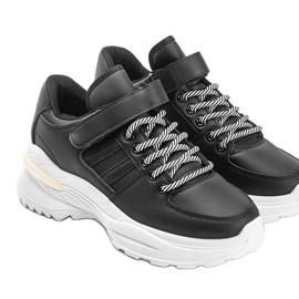 Czarne sneakersy sportowe Lollypop 2