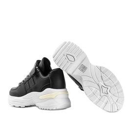 Czarne sneakersy sportowe Lollypop 3