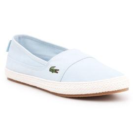 Buty Lacoste Marice 218 1 Caw W 7-35CAW004252C niebieskie 4