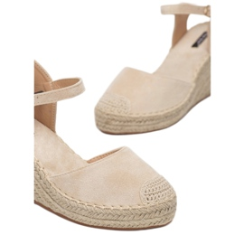 Vices 7372-42-beige beżowy 2