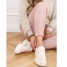 Buty sportowe różowe 3157 Pink 2