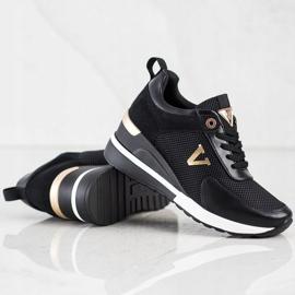 Casualowe Sneakersy VINCEZA czarne 3