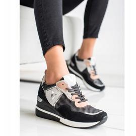 Kolorowe Sneakersy VINCEZA wielokolorowe 4