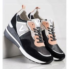 Kolorowe Sneakersy VINCEZA wielokolorowe 2