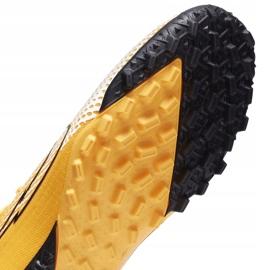 Buty piłkarskie Nike Mercurial Vapor 13 Pro Tf AT8004 801 pomarańczowe żółte 7