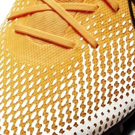 Buty piłkarskie Nike Mercurial Vapor 13 Pro Tf AT8004 801 pomarańczowe żółte 5