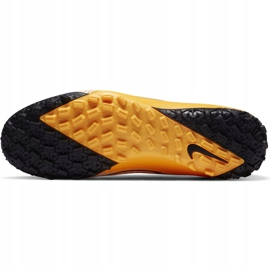 Buty piłkarskie Nike Mercurial Vapor 13 Pro Tf AT8004 801 pomarańczowe żółte 8