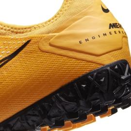 Buty piłkarskie Nike Mercurial Vapor 13 Pro Tf AT8004 801 pomarańczowe żółte 6