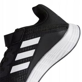 Buty adidas Duramo Sl C Jr FX7314 białe czarne 6