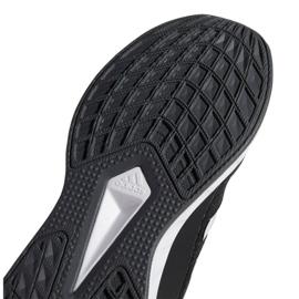 Buty adidas Duramo Sl C Jr FX7314 białe czarne 8