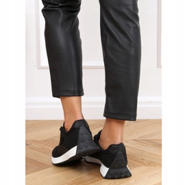 Buty sportowe czarne BL209P Black 2