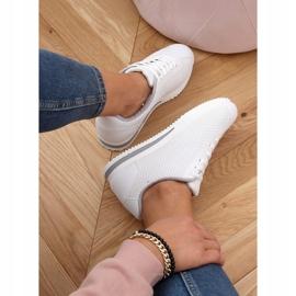 Buty sportowe białe BL221P Grey szare 2