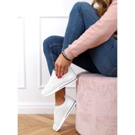 Buty sportowe białe BL221P Grey szare 3
