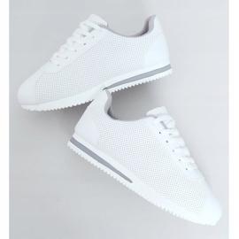Buty sportowe białe BL221P Grey szare 1