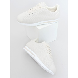 Buty sportowe beżowe BL221P Beige beżowy 1