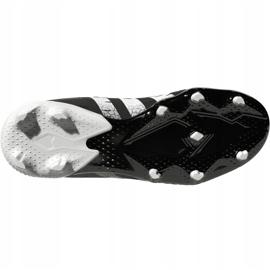 Buty piłkarskie adidas Predator Freak.3 Fg Junior FY1031 czarne czarne 6