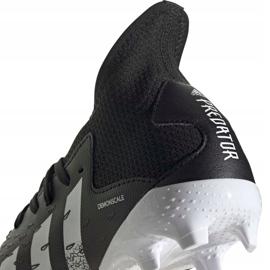Buty piłkarskie adidas Predator Freak.3 Fg Junior FY1031 czarne czarne 1