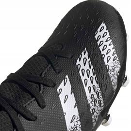 Buty piłkarskie adidas Predator Freak.3 Fg Junior FY1031 czarne czarne 9