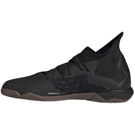 Buty piłkarskie adidas Predator Freak.3 In FY1032 czarne czarne 1